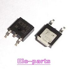 10 PCS 2SK3919 TO-252 K3919 SWITCHING N-CHANNEL POWER