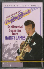 Reader's Digest Harry James Sentimental Souvenirs from - New 2-Cassette Tape
