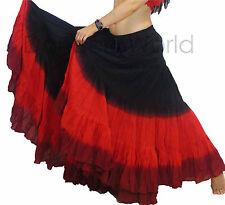 25 Yard Tribal Belly Dance Skirt UK LONG LENGTH