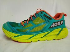 HOKA ONE ONE W Clifton 1 Women's 8.5 Running Athletic Shoes Sneakers