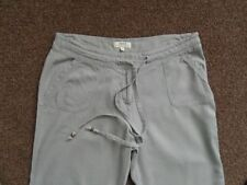 Papaya Loose Fit Regular Size Viscose Trousers for Women