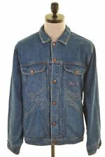 Best Company Homme Veste en jean taille 40 bleu moyen vintage