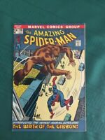 Amazing Spider-Man 110 Very Good / Fine (5.0) - White Pages