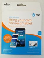 AT&T Universal SIM Card & Starter Kit for GoPhone Devices