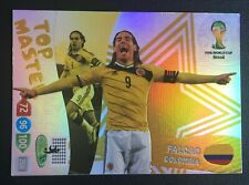 Panini Adrenalyn XL World Cup 2014 Falcao Top Master card- England Edition