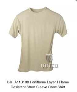 United Join Forces Fortiflame Short Sleeve Tee T Shirt SZ XL A11B100