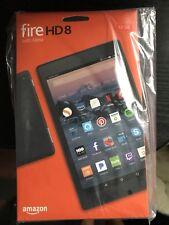 Amazon Fire HD 8 Tablet 32GB 7th Generation Brand New With Alexa Black