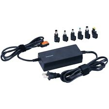 Universal Charger for Laptop 10Ft Cable 90 Watt Black Reliable Power Adapter