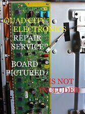 REPAIR SERVICE For Panasonic TNPA5349 SN Board TCP42S30 etc. + Screws
