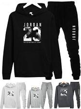 Новые мужские Майкл воздух легенда 23 Иордании спортивный костюм толстовка и штаны мужская спортивная одежда
