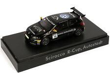 1:43 VW Scirocco III R-Cup 2011 Autostadt - Volkswagen Dealer Edition - Spark