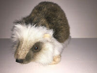 Hansa Baby Hedgehog Realistic Plush Toy Stuffed Animal Soft Cuddly 12""