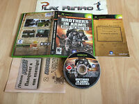 MICROSOFT XBOX BROTHERS IN ARMS ROAD TO HILL 30 COMPLETO PAL ESPAÑA