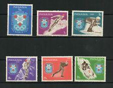 S860  Panama  1968  Olympics   6v.    MNH