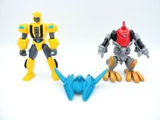 Bumblebee & Strafe Team Pack TRANSFORMERS HERO MASHERS Mash-Up figures Hasbro