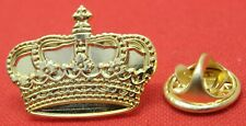 Royal Crown Lapel Hat Tie Pin Badge England UK GB London Gift Souvenir Brooch
