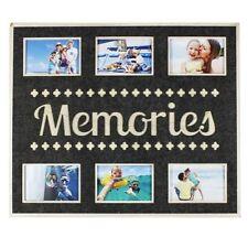 Énorme feutre six cadre photo collage souvenirs sentiment famille cadeau nouveau