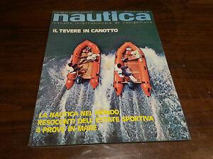 Rivista Nautica giornale NAUTICA anno XVII  n° 198 Settembre Ottobre 1978