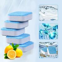 10PCS Washing Machines Cleaner Descaler Deep Cleaning Remover Deodorant Durable