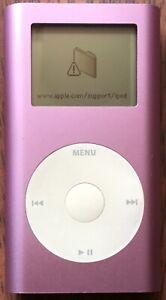 Apple iPod Mini 1st Generation Pink (4 GB)