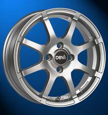 DBV Bali II 5.5 X 15 4 X 100 36 silber lackiert