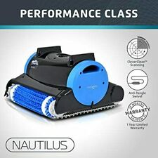 Dolphin Nautilus Automatic Robotic Pool Cleaner with Dual Filter Cartridges