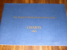 More details for large rare shetland sheepdog dog pedigree charts book 1985 felicity rogers