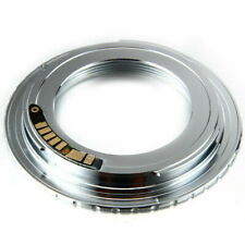 AF III Confirm M42 Chips Lens to EOS EF Ring Adapter For Canon Reflex Camera S