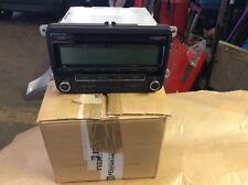 Original VW Radio CD MP3 RCD 310 Golf Caddy Passat T5 1K0 035 186 AA