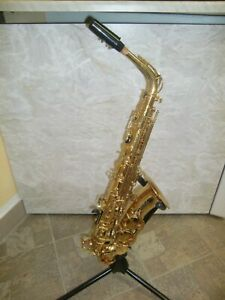 Alt Saxophon Amati Kraslice AAS 32 gut erhalten