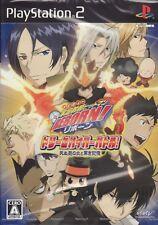 Kateikyoushi Hitman Reborn! Dream Hyper Battle (2007) Brand New Japan PS2 Import