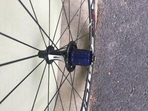Easton EC90 SL Carbon REAR Wheel  road bike Clincher Specialized tire
