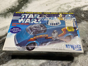 1977 Star Wars MPC Artoo-detoo van still sealed with original price tags