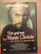 Der Graf Von Monte Christo DVD NTSC All Region Rare Pressing