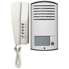 Legrand Sprechanlagen-set 368011 Einfamilien Audio Alu
