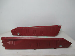 Mopar NOS 1969-70 Chrysler Left & Right Hand Trunk Floor Extensions 2900552-3