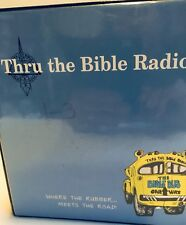 Thru the Bible Radio Dr. J. Vernon McGee Audio 20 CDs Guidelines Genesis