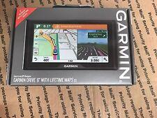 """Garmin Drive 6"""" USA LM EX GPS Navigator 010-01533-0E - LIFETIME MAPS"""
