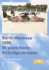 Berlin Airlift Flying Boat 50th Celebration Wannsee DVD