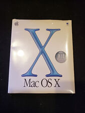 Apple Mac OS X 10.1 Upgrade Install CD - New  in Sealed Package