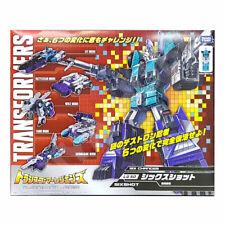 Transformers Takara Legends LG50 Sixshot MISB