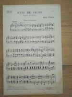 La veuve joyeuse - F. Léhar - 20 partitions d'instruments différents