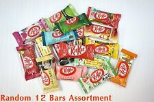Limited Nestle Kit Kat Mini Chocolate 12 Bars Random Assort Set Free Shipping