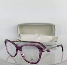 c14726f40e00 New Authentic Swarovski Eyeglasses SW 5161 Florrie 075 52mm Frame