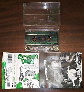 Scarce cassette tape GREEN DAY - Kerplunk - Lookout 46 punk rock 1992 tested V+