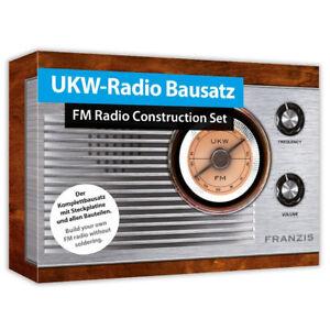 Franzis: UKW-Radio-Bausatz (zum Stecken)