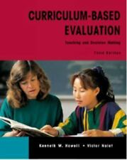 Curriculum-Based Evaluation : Teaching and Decision Making by Kenneth W. Howell…