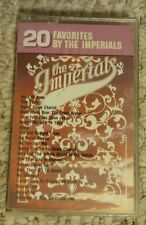 Imperials -/- 20 FAVORITES BY THE IMPERIALS -/- 1989