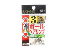 Sasame 310-A Ball Bearing Swivels High Quality Size 3 (1560)
