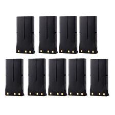 9pcs KNB-14 KNB-15A KNB-20N Battery KENWOOD TK270G TK370G TK2101 TK3101